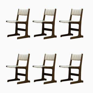 Chaises de Salle à Manger Vintage de Farstrup Møbler, Danemark, 1960s, Set de 6