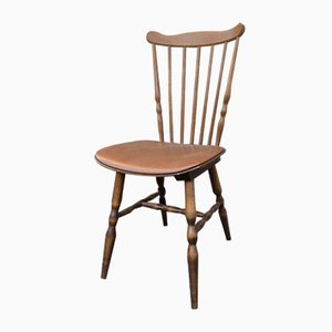 Mid-Century Bistro Chairs from Baumann, Set of 4