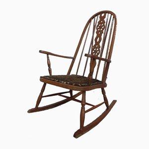Rocking Chair Vintage, 1950s