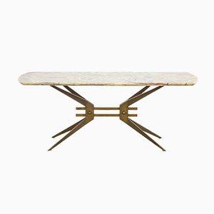 Tavolino da caffè in onice, Italia, anni '60