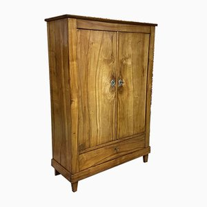 Small 19th Century Cherrywood Wardrobe