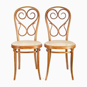 Antique Nr. 4 Dining Chair from Thonet, 1860s