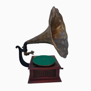 Gramophone from Pathé, 1940s