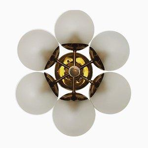 Lampada da soffitto Sputnik di Kaiser Idell / Kaiser Leuchten, anni '60