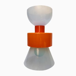 Model Nebula Vase by Ettore Sottsass for Venini, 1990s