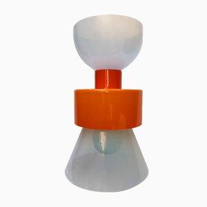 Modell Nebula Vase von Ettore Sottsass für Venini, 1990er