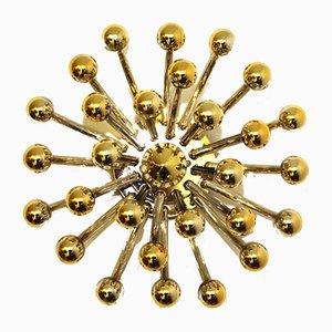 Lampada da soffitto Pistillino di Studio Tetrarch per Valenti Luce, anni '60
