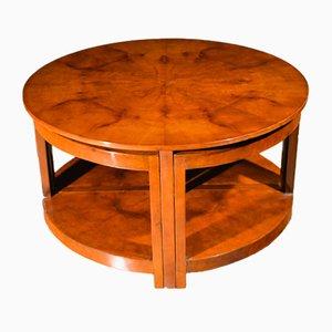Tavolini ad incastro Art Deco, Francia, anni '30