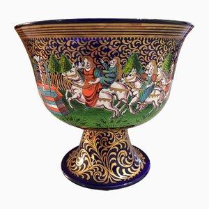 Mid-Century Schale von Barovier Murano