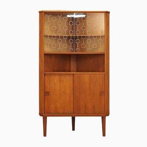 Teak Corner Cabinet, 1970s