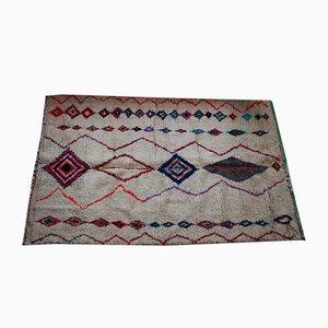 Vintage Berber Wollteppich, 1970er