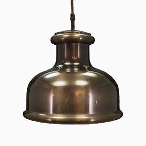 Deckenlampe von Holmegaard, 1970er