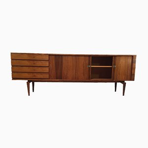 Danish Rosewood Sideboard by H. W. Klein, 1960s