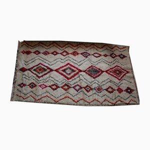 Vintage Woolen Carpet, 1970s