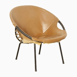 Balloon Armchair from Lusch & Co, 1960s