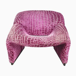 Model F580 Groovy Chair by Pierre Paulin for Artifort, 1960s