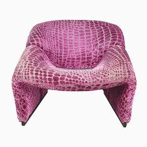 Modell F580 Groovy Chair von Pierre Paulin für Artifort, 1960er