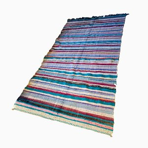 Großer Vintage Teppich, 1960er
