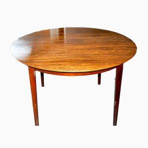 Table de Salle à Manger Mid-Century en Palissandre de Hans Olsen, 1960s
