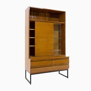 Mahogany Cabinet from Novy Domov, 1970s