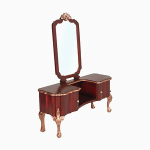 Coiffeuse Style Baroque Antique, Italie