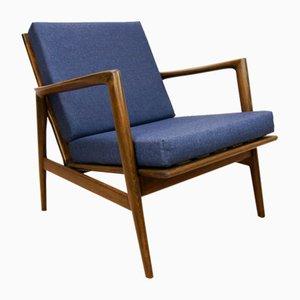 Modell 300-139 Armlehnstuhll von Swarzedzka Furniture Factory, 1960er