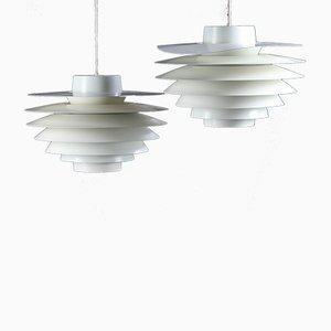Verona Pendant Lamp by Svend Middelboe for Nordisk Solar, 1960s