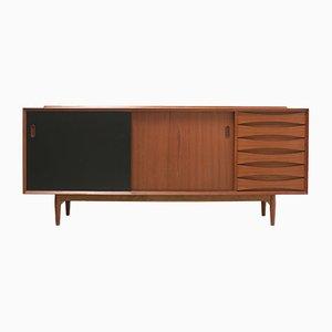 Modell 29 Sideboard aus Teak von Arne Vodder, 1950er