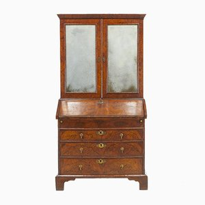 18th Century English Walnut Cabinet