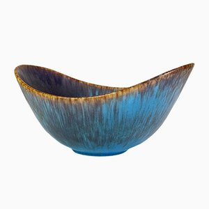 Swedish Stoneware ARO Bowl by Gunnar Nylund for Rörstrand, 1950s