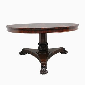 19th Century Rosewood Dining Table