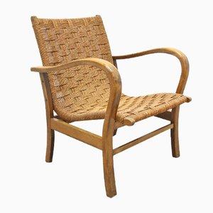 Bauhaus Lounge Armchair, 1930s
