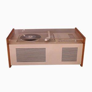 Platine Modèle SK 61 avec Radio par Dieter Rams pour Braun, années 60