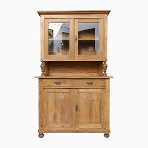 Antique Softwood Cupboard