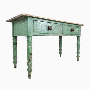 Antique Farmhouse Work Table