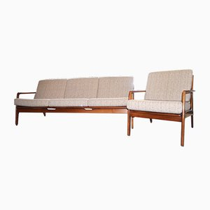 Modular Sofa by Arnne Vodder for Vamo, 1960s