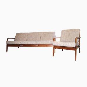 Modulares Sofa von Arne Vodder für Vamo, 1960er