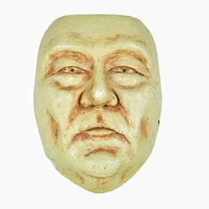 Cast Face Decorative, 1970s