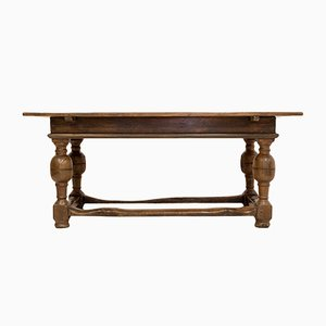 Mesa de comedor, siglo XVIII