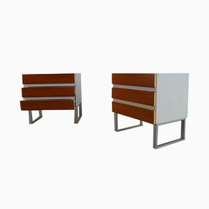 Nightstands from Interlübke, 1970s, Set of 2