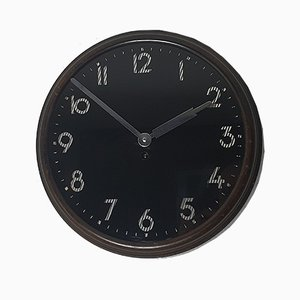 Vintage Art Deco Clock from Junghans, 1930s