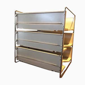 Mid-Century Magazine Rack by Karl Dittert for Zwingo