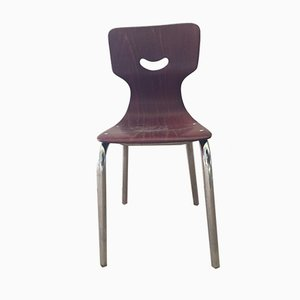Mid-Century Childrens Chair from Pagholz Flötotto