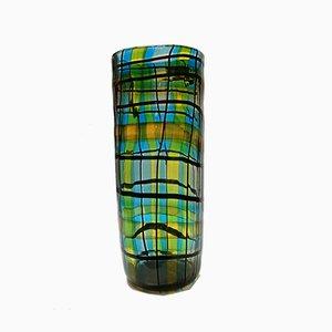 Vase par Barovier & Toso et Scottish pour Cristian Dior, années 60