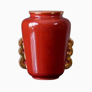 Vintage Belgian Vase