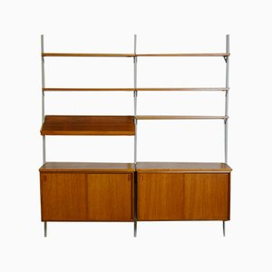 Swedish Wall Unit by Olof Pira, 1960s