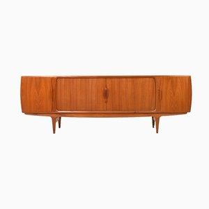 Modell 19 Sideboard aus Teak von Johannes Andersen für Uldum Møbelfabrik, 1950er