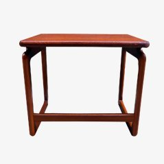 Danish Teak Coffee Table, 1950s
