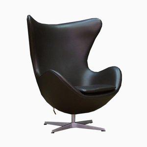 Chaise Pivotante par Arne Jacobsen pour Fritz Hansen, Danemark, années 80