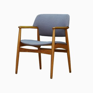 Danish Armchair from Fritz Hansen, 1960s